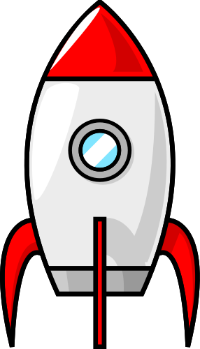 286x500 Free Spaceship Clipart Pictures