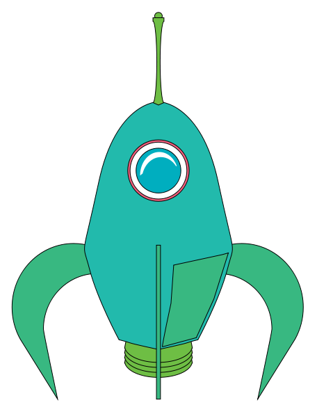 456x595 Picture Of Rocket Ship