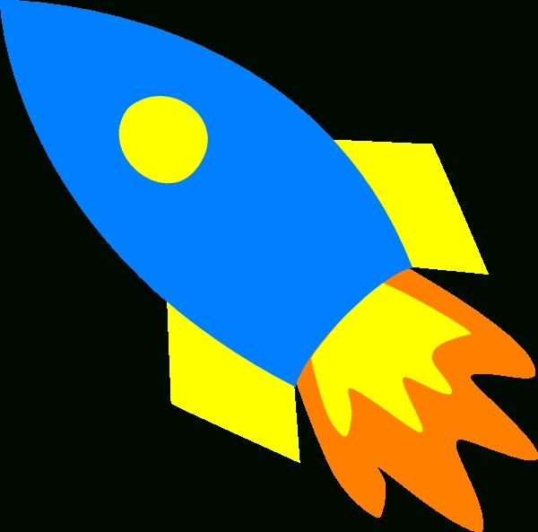 600x593 Rocket Ship Clip Art