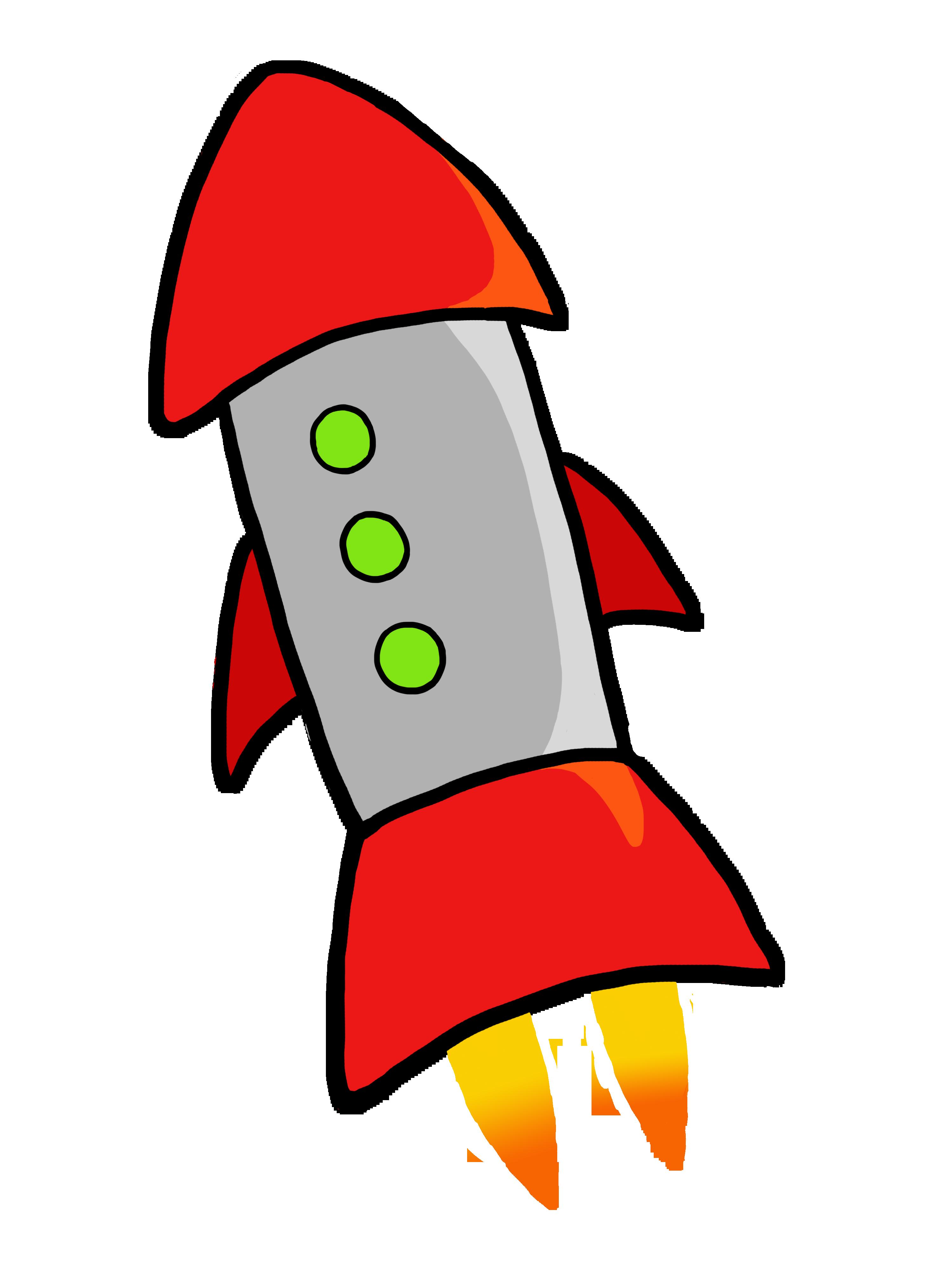 3000x4000 Rocket Clip Art Free Clipart Images