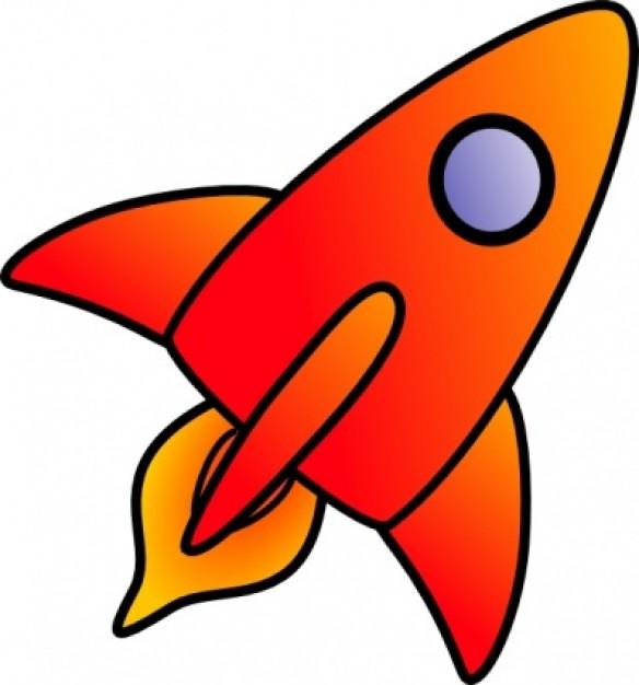 584x626 Rocket Clipart Clipart