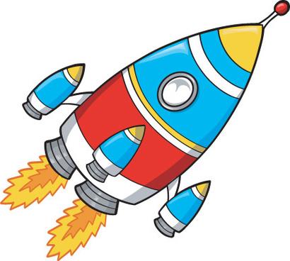 410x368 Rocket Vector Clipart Free 3 Free