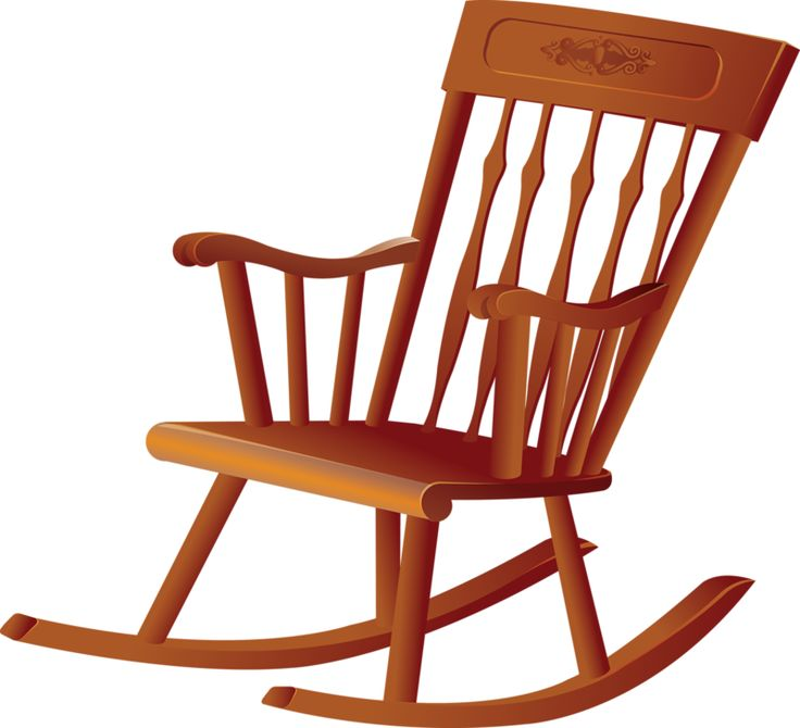 Rocking Chair Clipart