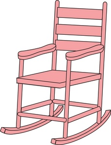 229x300 Free Rocking Chair Clipart Image 0071 0811 0612 0458 Furniture