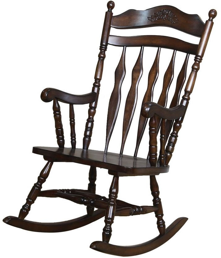 715x834 Stylish Rocking Chair Clipart And Unique Wood Rocking Chairs