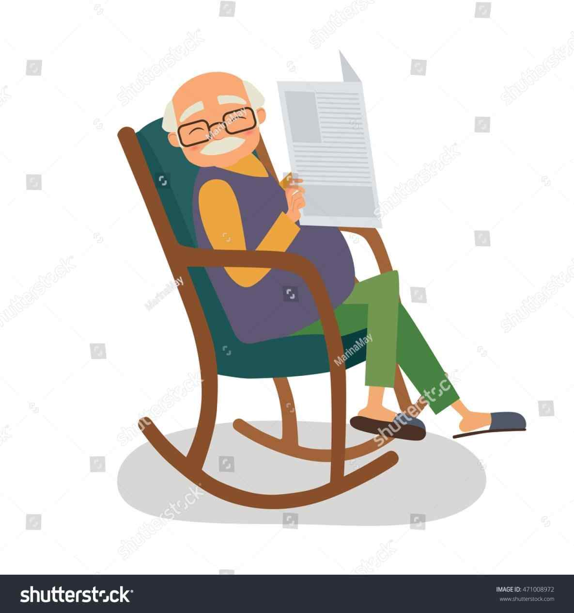 1185x1264 The Images Collection Of Grandmother Person In Rocking Chair