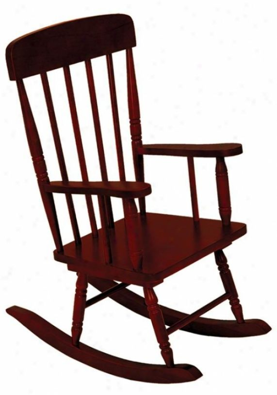 571x815 Spindle Rocking Chair.jpg Clipart Borders Leaves