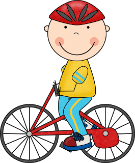 265x320 Bike Clipart Bike Rodeo
