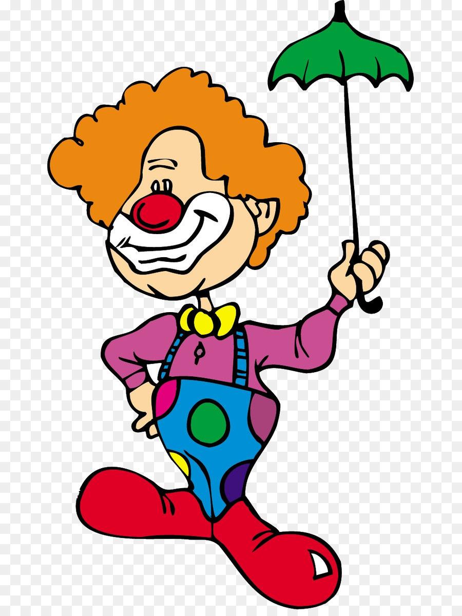 900x1200 Clown Circus Clip Art