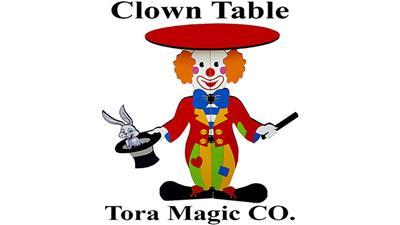 400x225 Tora Clown Table Leading Uk Magic Shop
