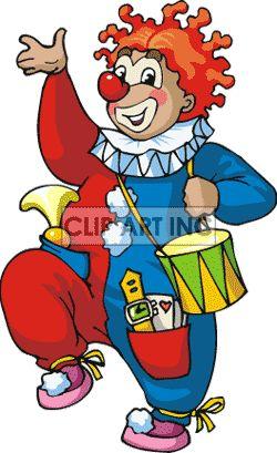 250x409 702 Best Clowns Images On Clowns, Clip Art