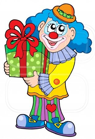 309x450 81 Best Clown Images On Clowns, Clip Art And Illustrations