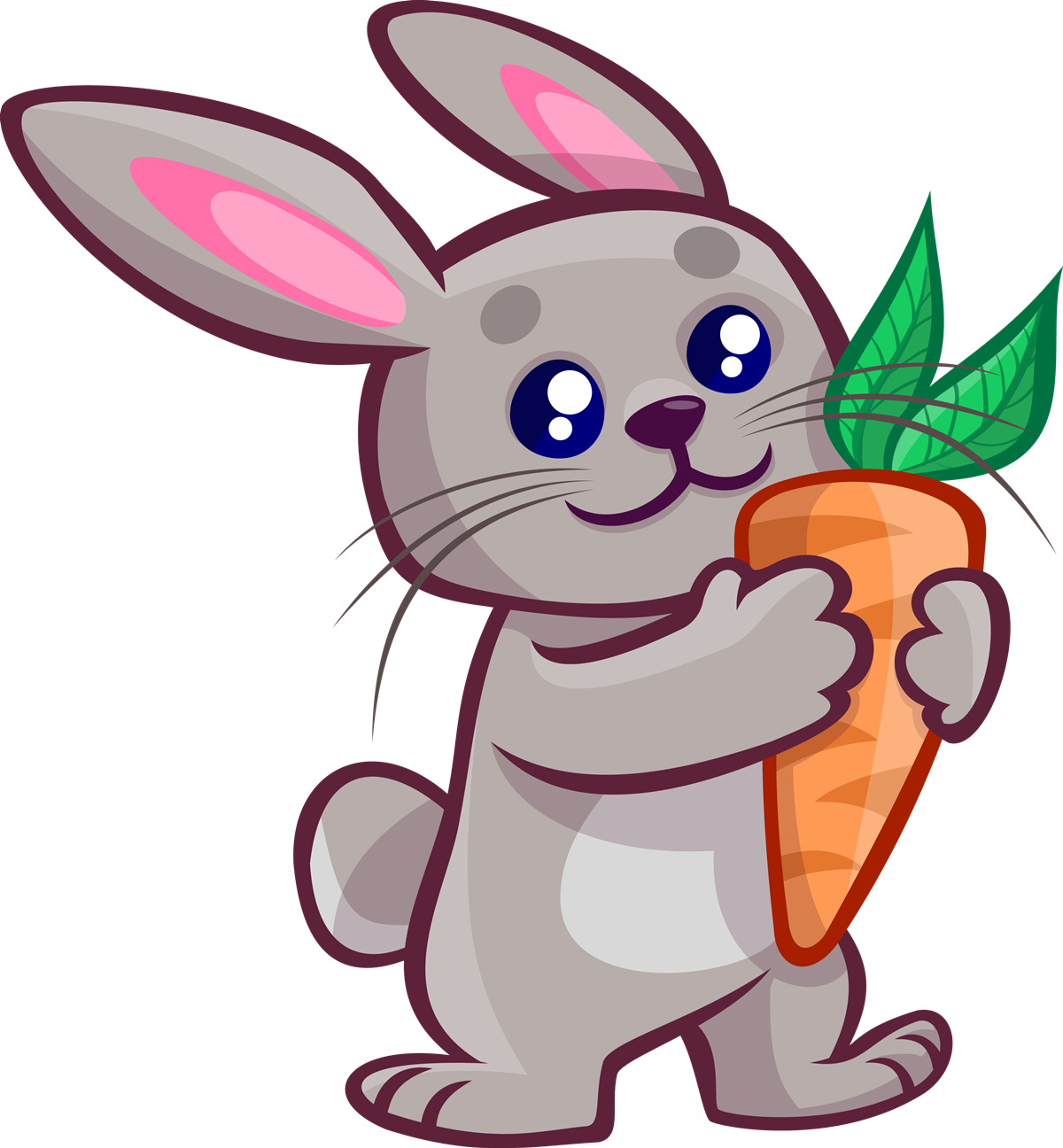 1200x1296 Collection Of Cute Rabbit Clipart Png High Quality, Free