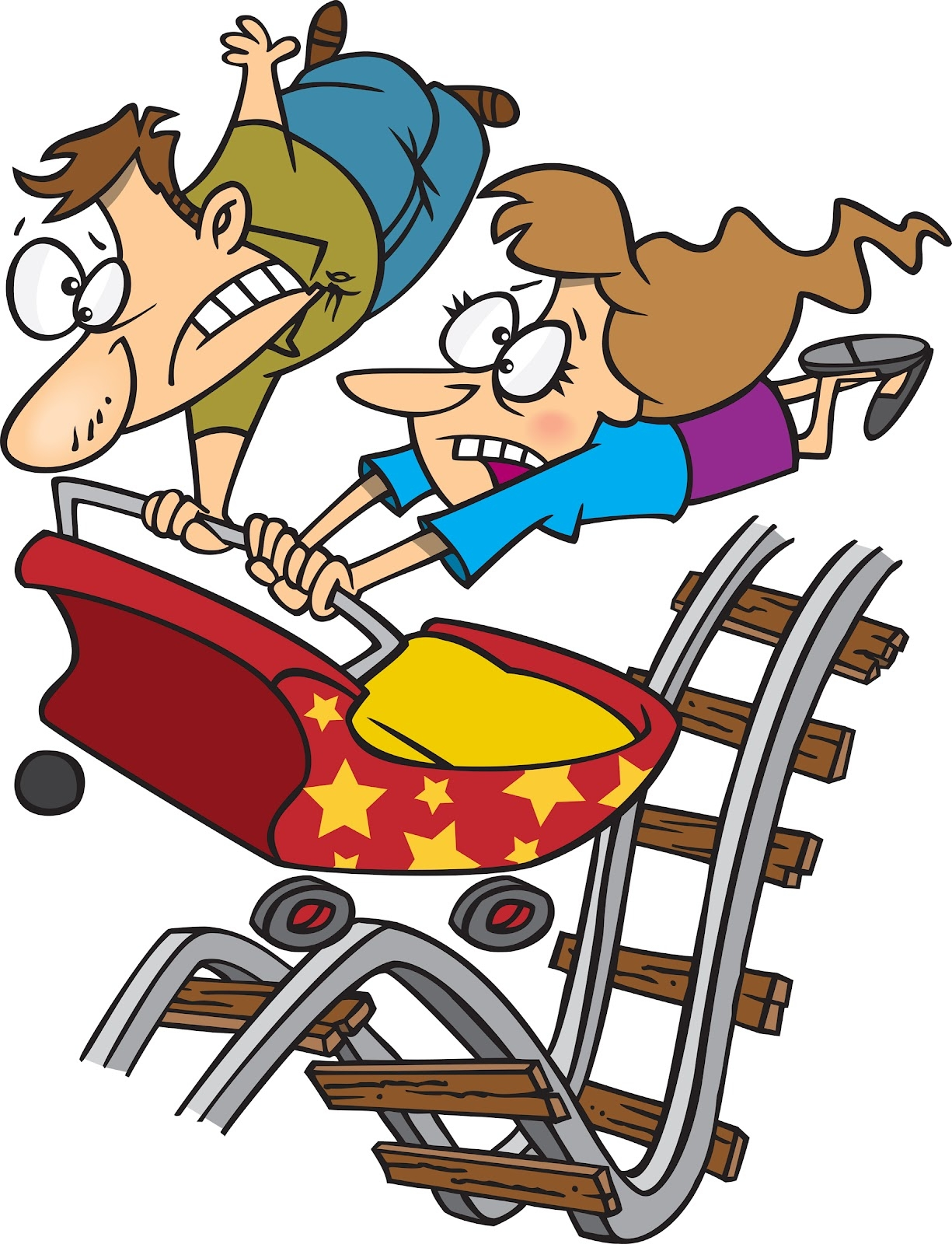 1225x1600 Awesome Roller Coaster Clipart Gallery