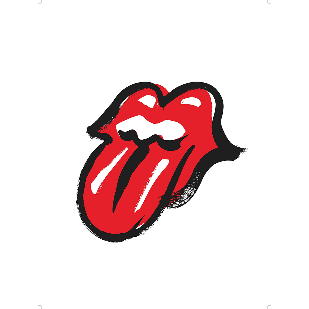 1000x1000 No Filter Tongue 2017 Lithograph The Rolling Stones