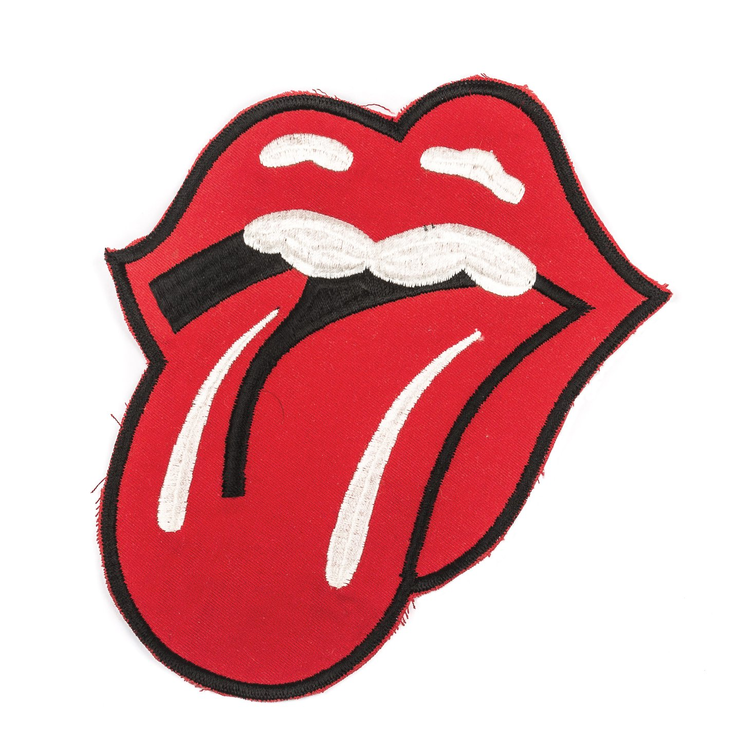 1440x1440 Rolling Stones Tongue Patch Gift Shop