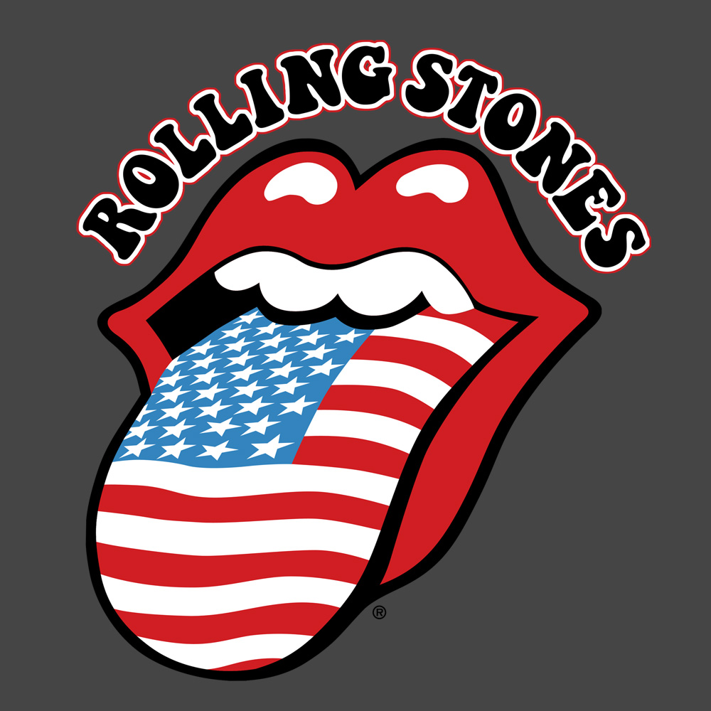 1000x1000 The Rolling Stones Clipart