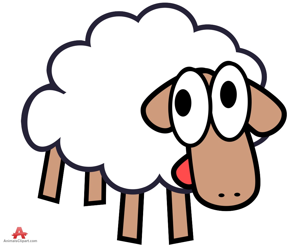 999x844 Sheep Clipart Collection