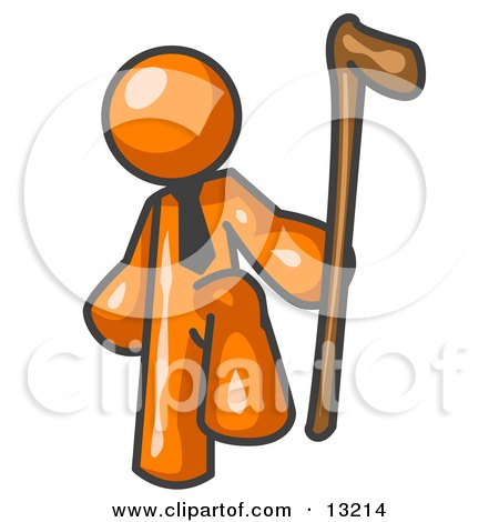 450x470 Clipart Of A Skinny Roman Soldier Man