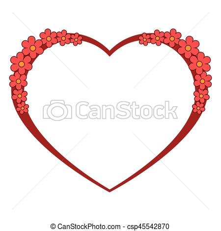 450x470 Heart Love Romantic Card Vector Illustration Design Vectors