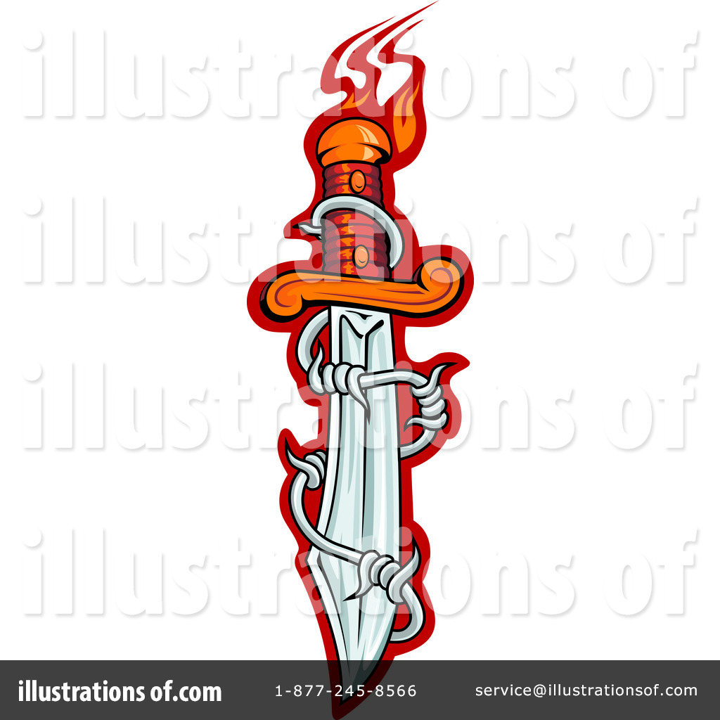 1024x1024 Dagger Clipart