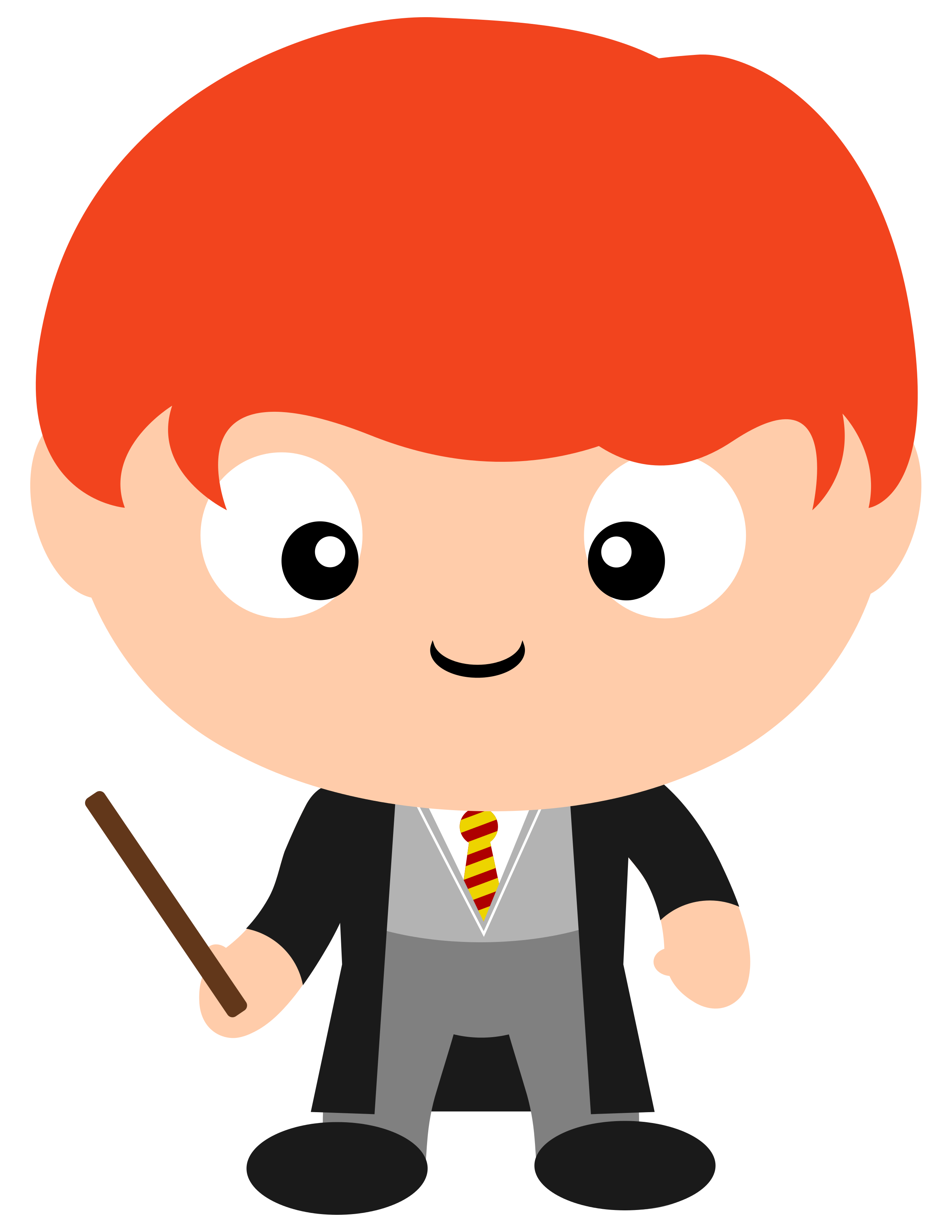 2550x3300 Harry Potter Clipart