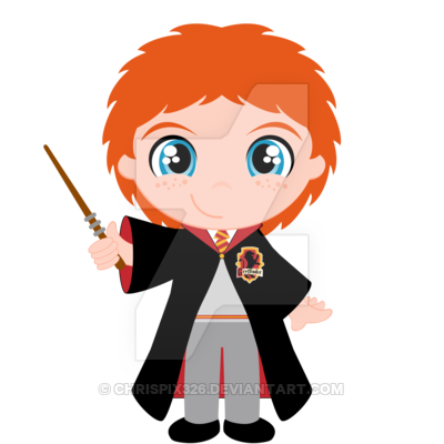 400x400 Ron Weasley By Chrispix326