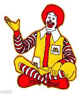Ronald Mcdonald Clipart