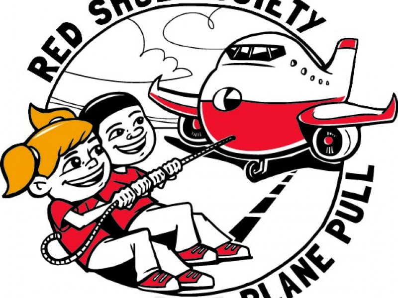 800x600 Red Shoe Society Plane Pull Simpsonville, Sc Patch