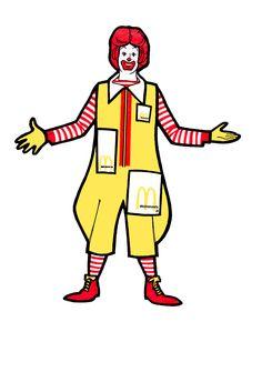 236x335 Ronald mcdonald.jpg Bh [Pjygyu Ronald