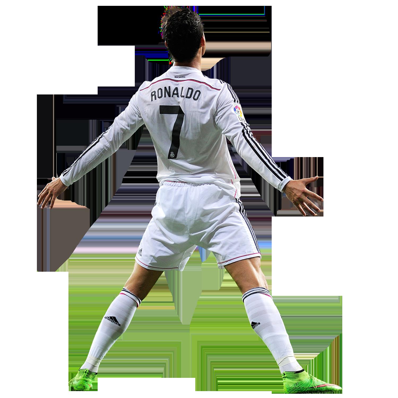 1500x1500 Cristiano Ronaldo Cr7 Celebration Move Goal Png
