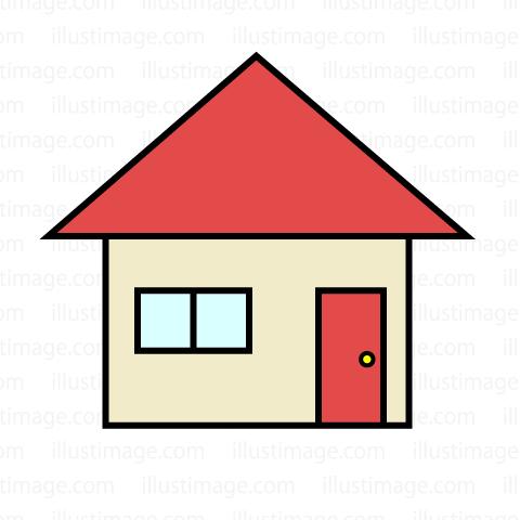 480x480 Free Simple Home Clip Art Cartoon Amp Clipart Amp Graphics