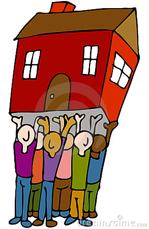 293x450 Raise The Roof Clipart