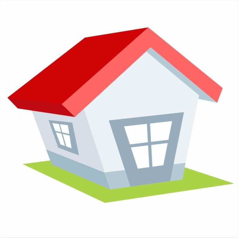 768x768 Yellow Clipart Clip Art Yellow Cute Little House Cartoon Clipart