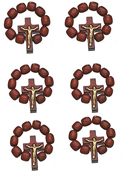 443x575 Catholic Finger Rosary Ring By Catholica Shop Cherry