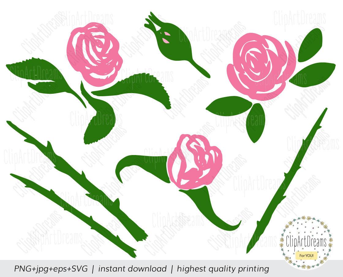 1120x904 Rose Svg, Rose Silhouette Clipart Svg, Rose Blossom Clip Art