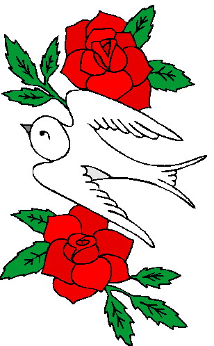 308x498 Roses Clip Art Flowers And Plants