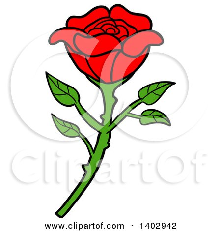 450x470 Royalty Free (Rf) Clipart Of Roses, Illustrations, Vector Graphics