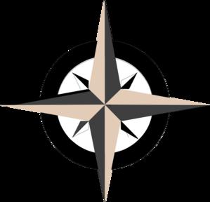 299x288 Compass Rose Clipart