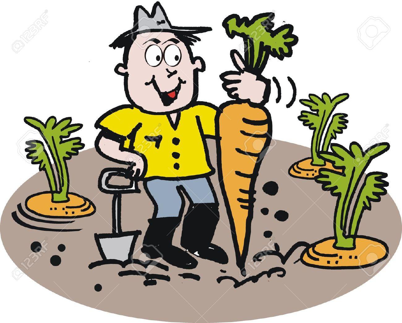 1300x1044 Fall. Gardener Clip Art Gardeners Clipart Clipground Garden