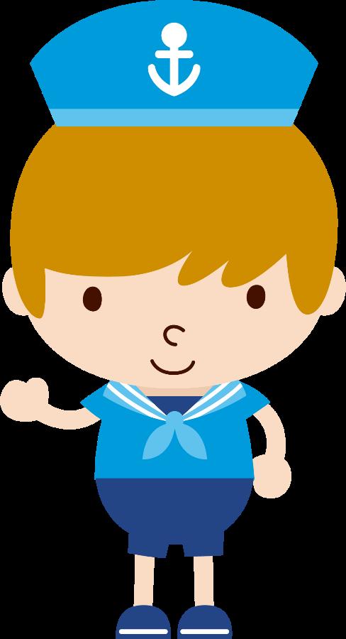 488x900 Sailor Boy Clip Art Clip Art