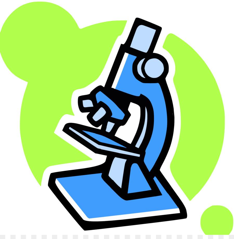 900x920 Optical Microscope Cartoon Royalty Free Clip Art