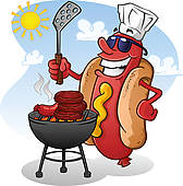 168x170 Beautiful Design Cookout Clipart Clip Art Royalty Free Gograph