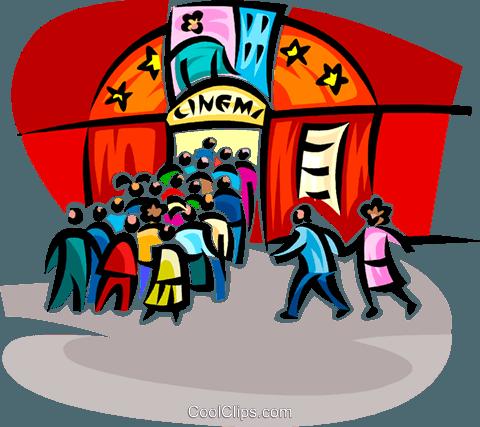 480x427 Cinema Clipart Cinema Royalty Free Vector Clip Art Illustration