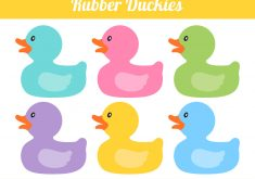 235x165 Fresh Rubber Duck Images Clip Art Free Blue Clipart Pencil And