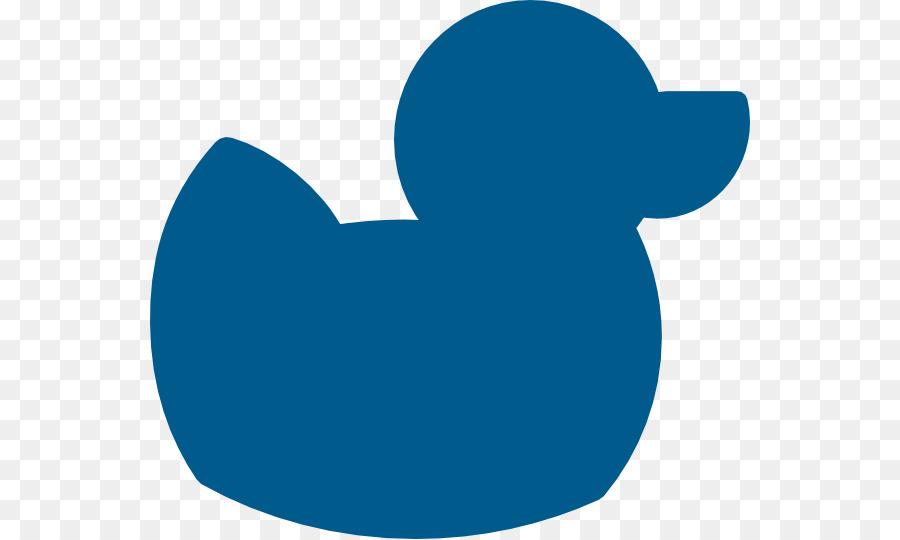 900x540 Rubber duck Silhouette Clip art