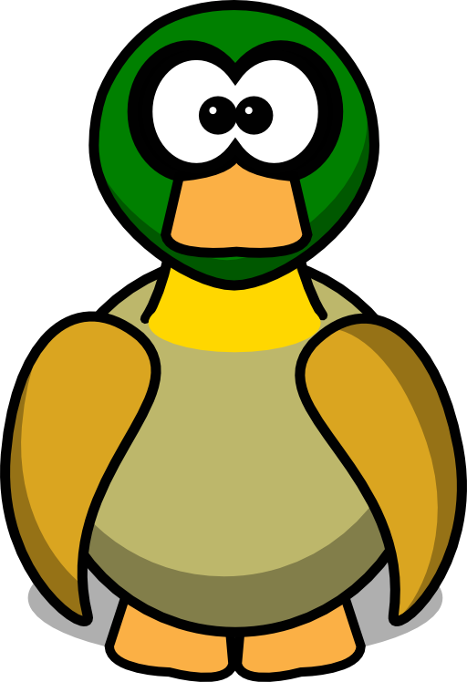 512x748 Rubber duck clip art free clipart 3