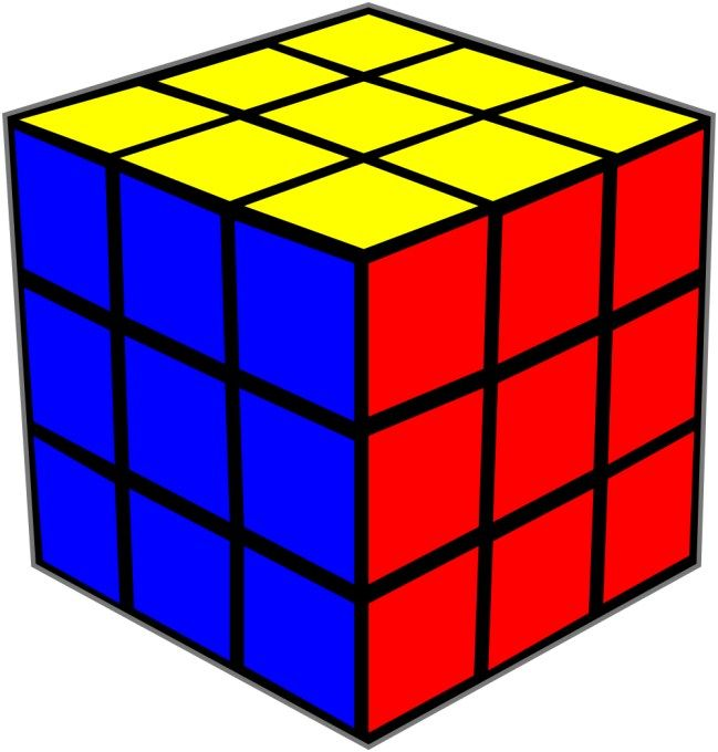 649x680 Image Result For Free Clip Art Rubik's Cube Images Woodburning