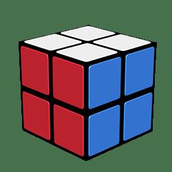 250x250 Online Rubik's Mini Cube (2x2x2)