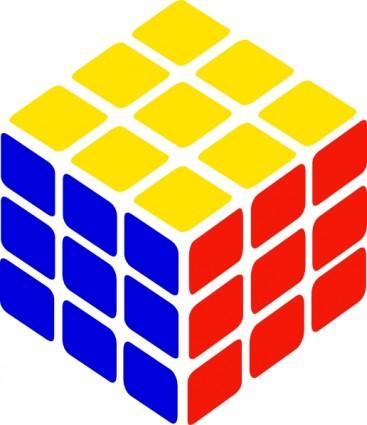 367x425 Rubik's Cube Simple Clip Art Clipart Panda